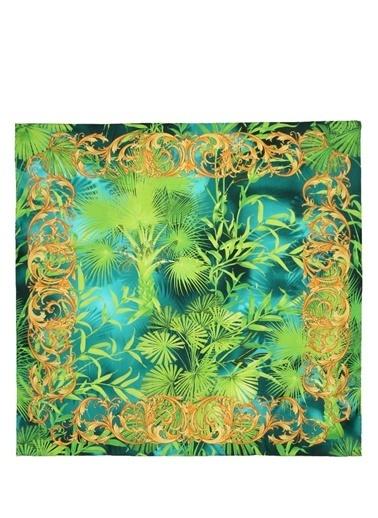 Versace Eşarp Yeşil